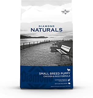 product image for DIAMOND NATURALS Small Breed Chicken and Rice Formula Adult Dry Dog Food