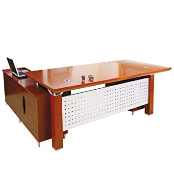 Jet-Line Chef Schreibtisch Birmingham rechts Büromöbel ...