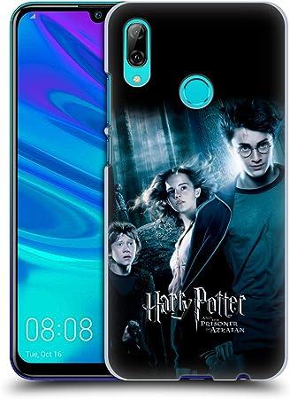 Oficial Harry Potter Ron, Harry & Hermione Poster 2 Prisoner of Azkaban IV Carcasa rígida Compatible con Huawei P Smart (2019)