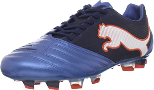 Puma Power Cat PWR-C 2.12 Soccer Boots blue red yellow New!