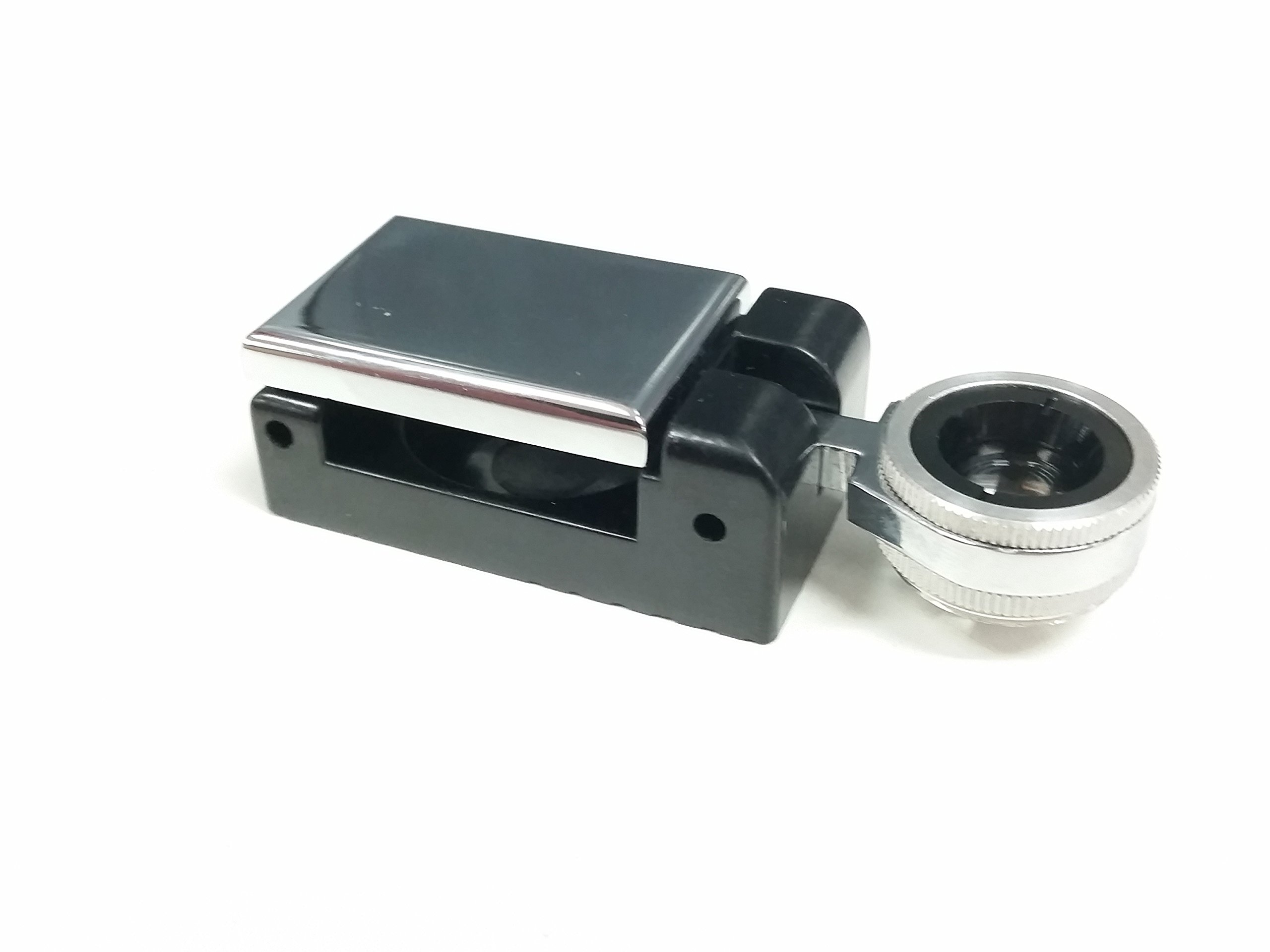 20X / 20 Power PRINTER'S FOLD-Out Magnifier/LOUPE / Loup by Caprock