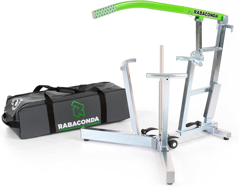 Rabaconda摩托车轮胎换机器