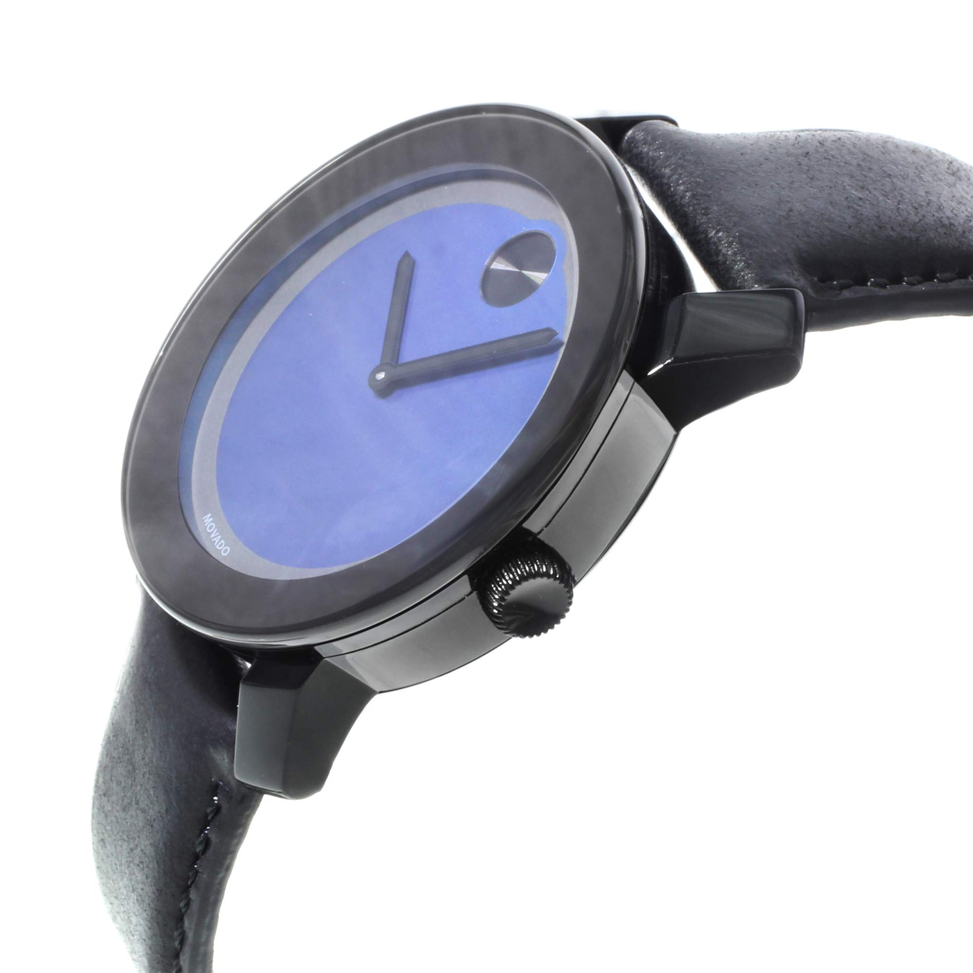 Movado Bold Quartz Male Watch 3600481 (Certified Pre-Owned) by Movado (Image #3)