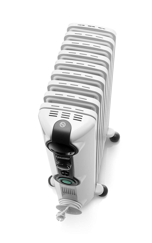 DeLonghi TRRS 1225C Radia S - Radiador, Termostato Ambiente ...