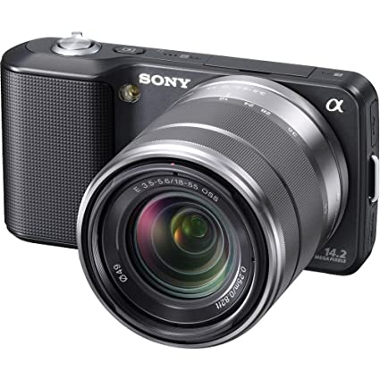 amazon com sony nex 3k digital camera 14 2mp w 18 55mm f3 5 5 6 rh amazon com NEX-3 Lenses NEX-3 Communications