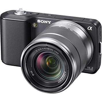 Sony NEX-5R Digital Camera SEL30M35V2D Lens 64 BIT