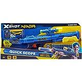 Zuru 36319 X-Shot Ninja Turbo Strike Blaster - Pistola con ...