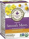 Traditional Medicinals Organic Smooth Move Chamomile 16 Ct