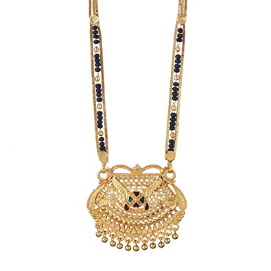 designer indian necklace floral com jewelorigins gold design