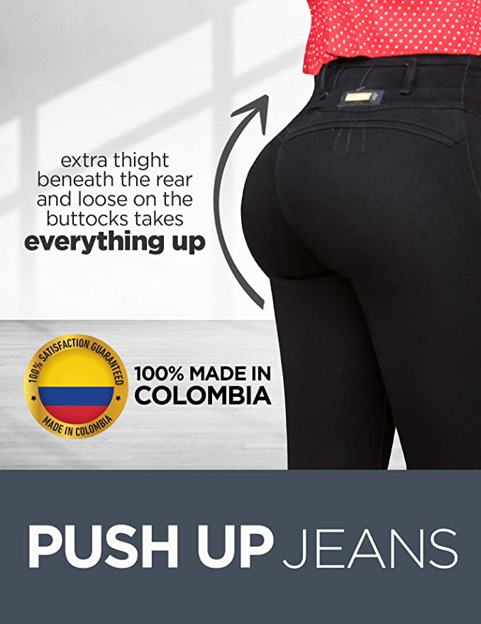Madamwar Pantalones Colombianos Marca Love Me