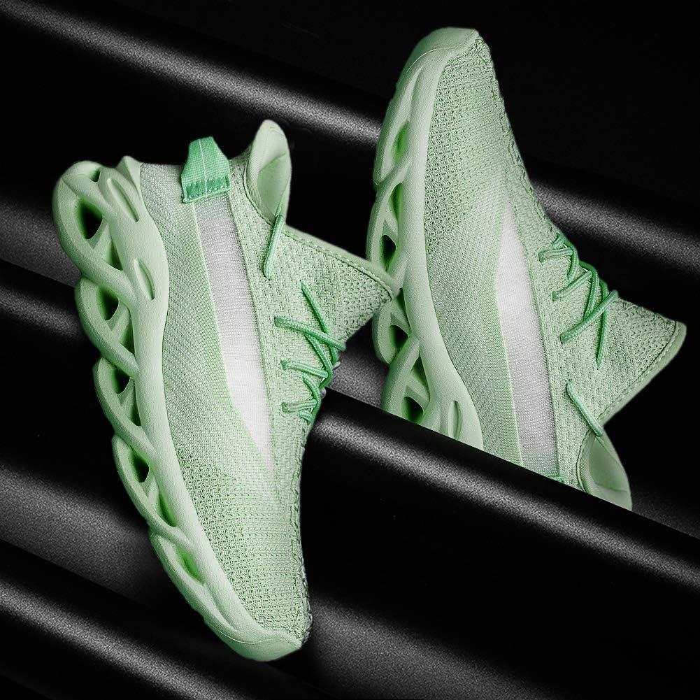 Zapatillas de Running Transpirables Deportivas Gimnasio Correr Aire Libre Zapatos Ritiriko Zapatillas de Deporte Hombre Mujer