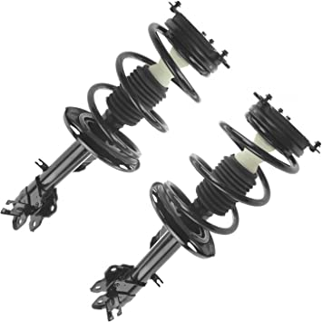 Front Complete Shocks Strut Coil Spring Assembly Set For 2009-2014 Nissan Murano