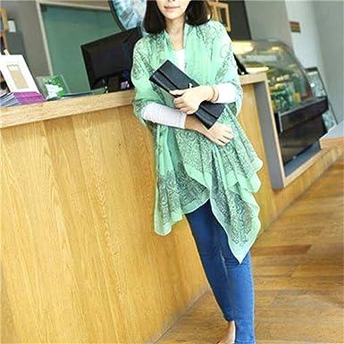 Frauen Mädchen Damen Chinesischer Stil Paisley Muster Schal Tuch ...