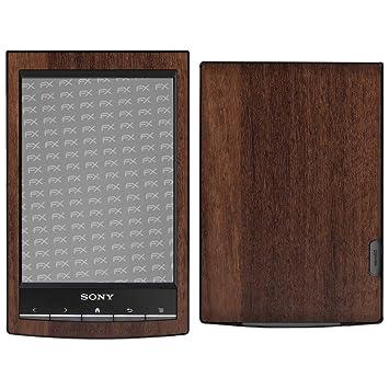 atFoliX Skin Compatible con Sony PRS-T1 Reader, Sticker Pegatina ...