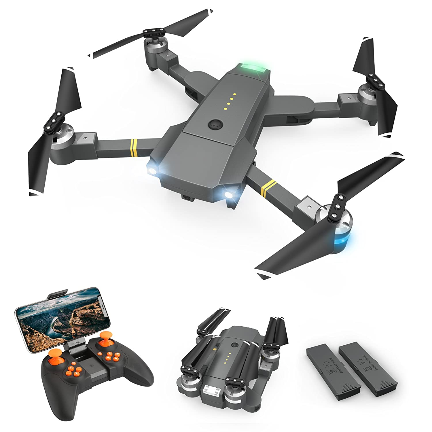Drones with Camera