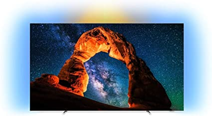 Philips 65OLED803/12 - Televisor Ambilight Smart TV de 65 pulgadas con 4K UHD, P5 Perfect Picture Engine, Ultra HD Premium, 99 % Wide Color Gamut y Android TV: 2041.96: Amazon.es: Electrónica