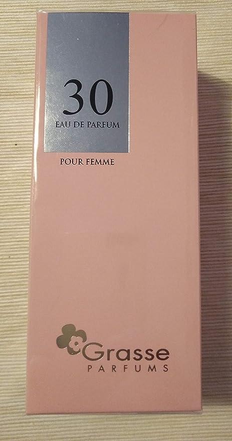 Grasse Eau de Parfum Donna num.30 Formato 100 ml: Amazon.it