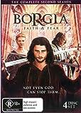 Borgia Faith and Fear - Season 2 [NON UK Format - Region 4]