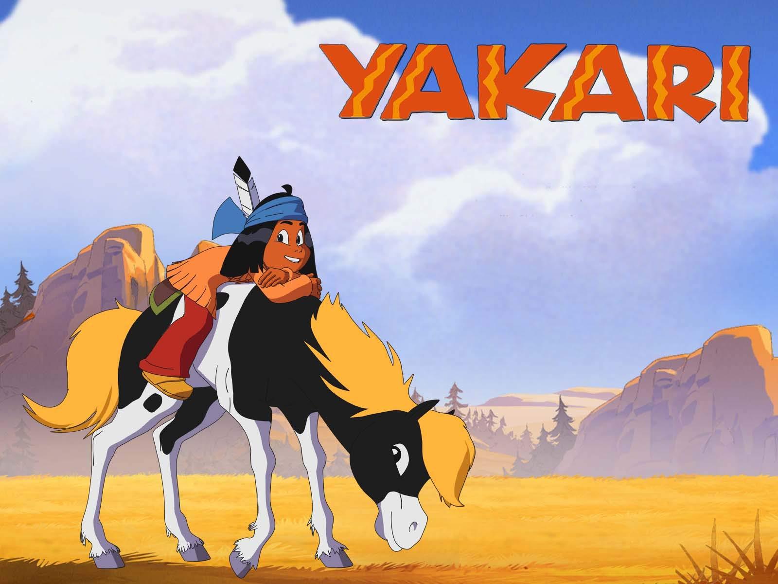 Yakari - Season 4