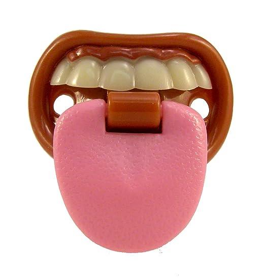 Amazon.com: Billy Bob dientes bebé con actitud Lengua ...
