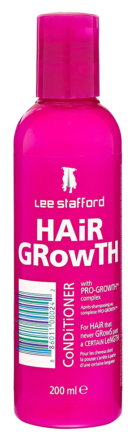 Lee Stafford Hair Growth Conditioner With Pro Growth Complex 200ml 200222