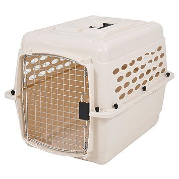Petmate Vari caseta para Perros, tamaño Mediano: Amazon.es: Productos para mascotas