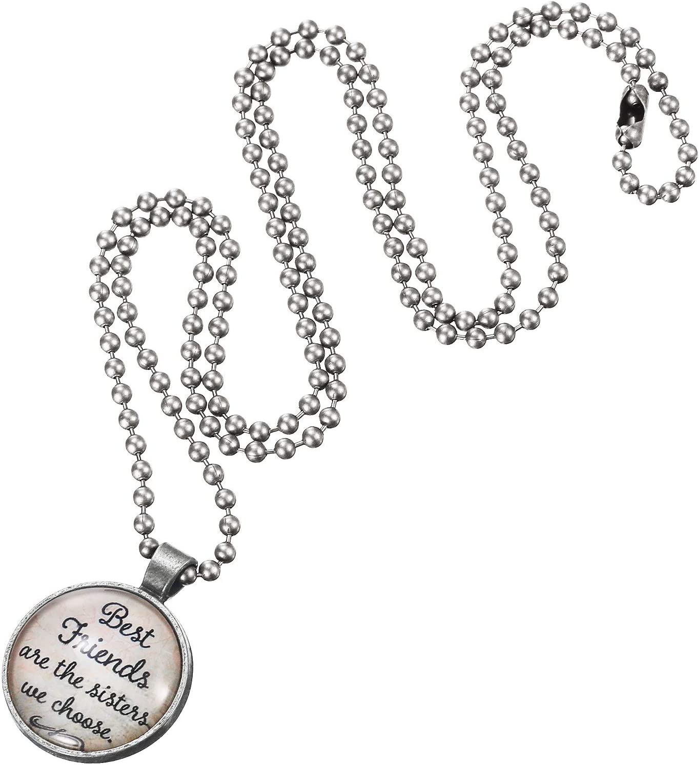 """Pull Chain, 2 Pieces 36"""" Stainless Steel Bead Chain, Great Pulling Force & Rustproof, 6 Size, 3.2mm ball chain with 4 free Matching Connectors - Silver (36 Inch- silver): Appliances"""