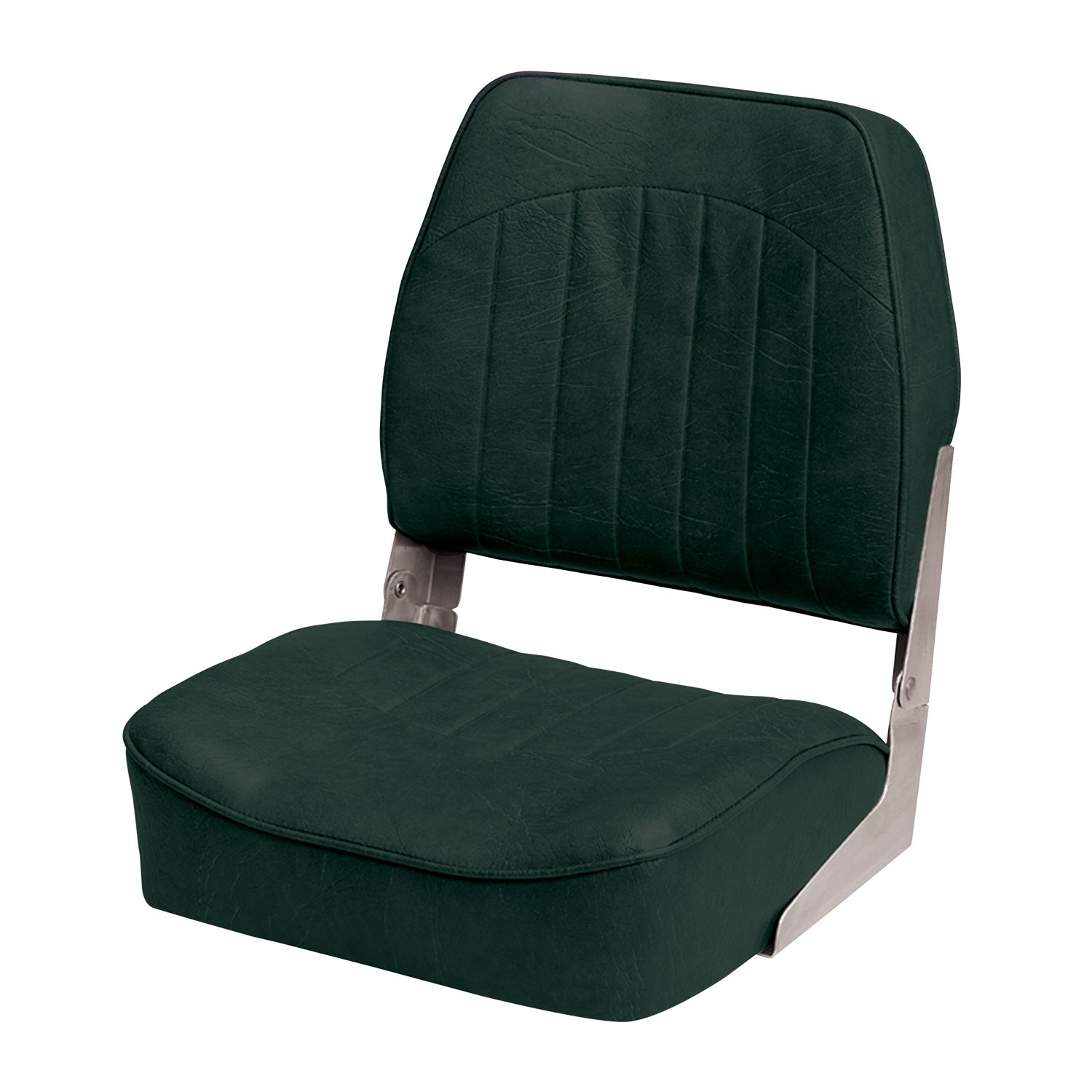 Wise 8WD734PLS-713 Low Back Boat Seat, Green by Wise
