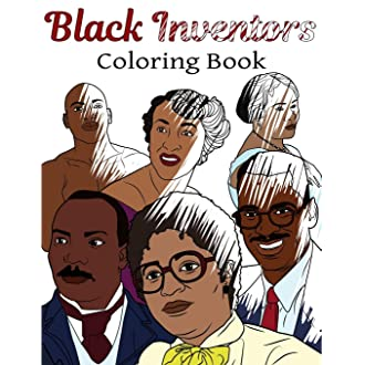 BENJAMIN FRANKLIN Inventor Coloring Page Craft or Poster ... | 330x330