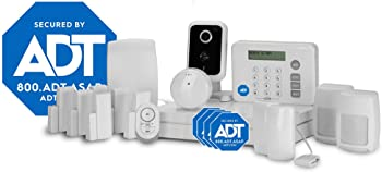 LifeShield 18-Piece Easy DIY Smart Home Security System