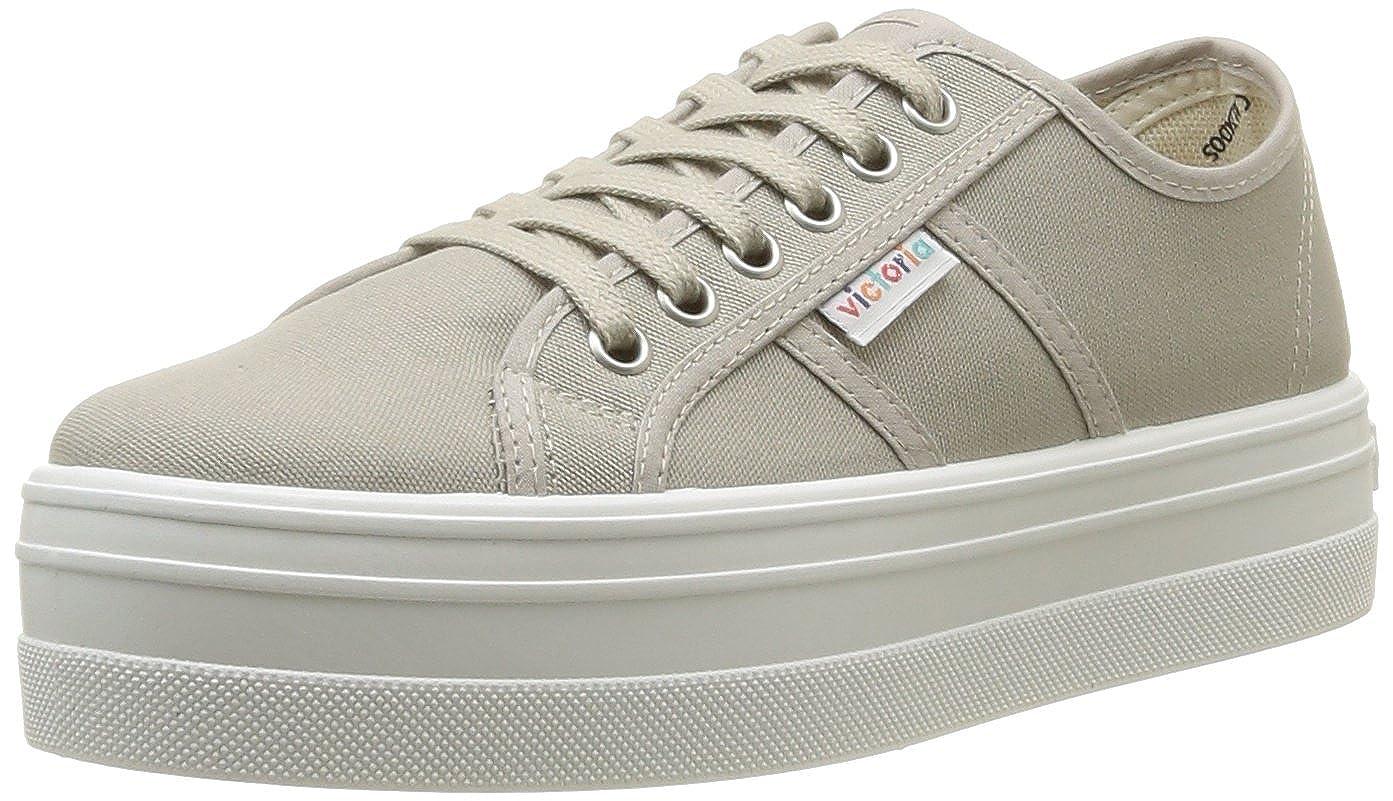 Victoria - Basket Lona Plataf, Sneaker Unisex – Adulto Sneaker Unisex - Adulto 109200