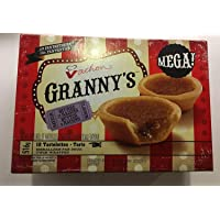 Vachon Granny's Butter & Raisins Tarts, 12ct, 516g/18.2oz., {Imported from Canada}