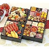 (12月30日着) 京菜味のむら 和洋おせち「千都」四段重 41品