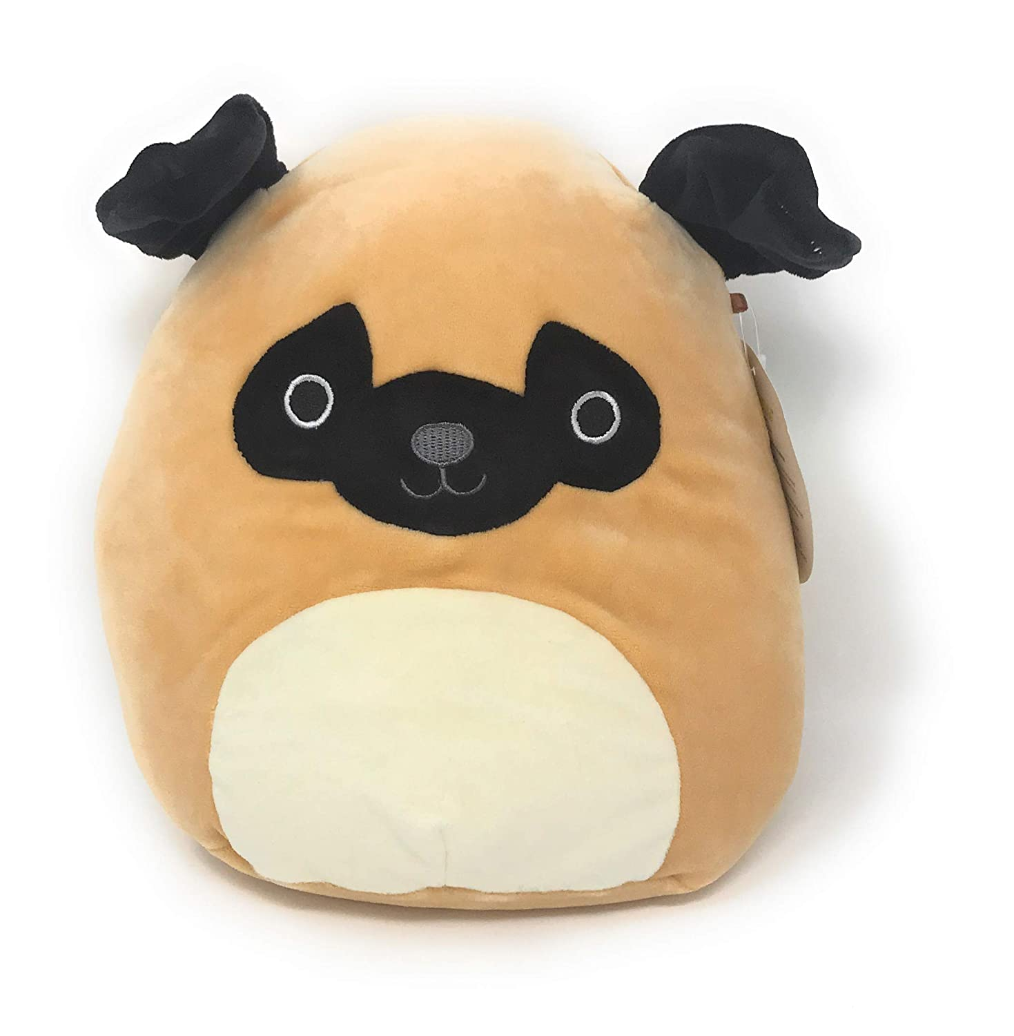 Squishmallow Prince The Pug Kellytoy