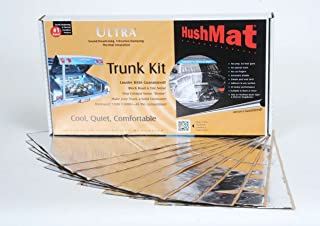 product image for HushMat 10301 Ultra Silver Foil Trunk Kit with Damping Pad - 10 Piece