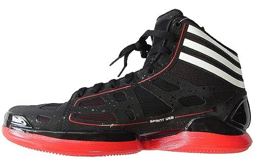5 Basket Uomo 7 Adidas nero Crazy Nero Light Scarpe Amazon it qWxwPUR7