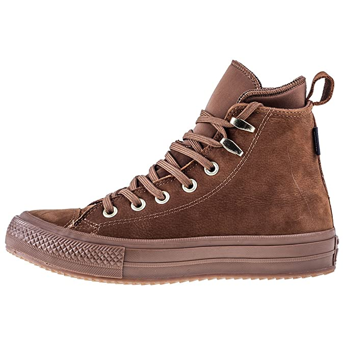Converse All Star Wp Boot Hi W Scarpa marrone 2018 Fresco jElTnbz4