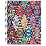July 2019-2020 Planner - Dated July 2019- June 2020-8.5 x 11 Hardcover - by Tools4Wisdom