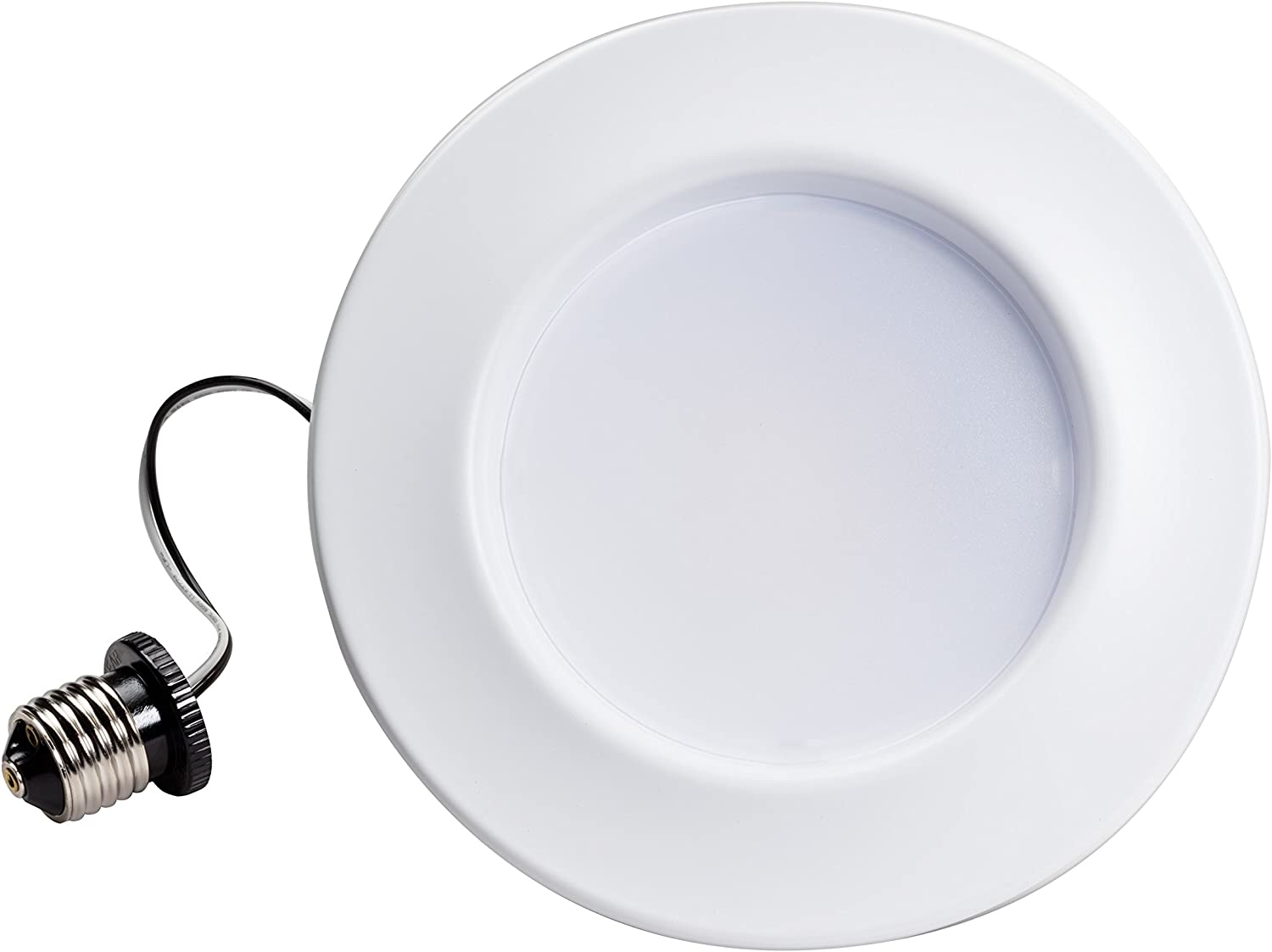 """Philips 801274 65W Equivalent Dimmable Daylight Led Downlight, 5-6"""""""