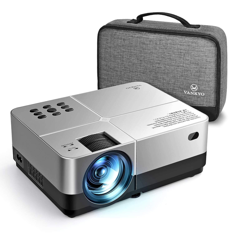 vankyo Leisure 420 Cine en casa Mini Proyector 2800 Lúmenes LED ...