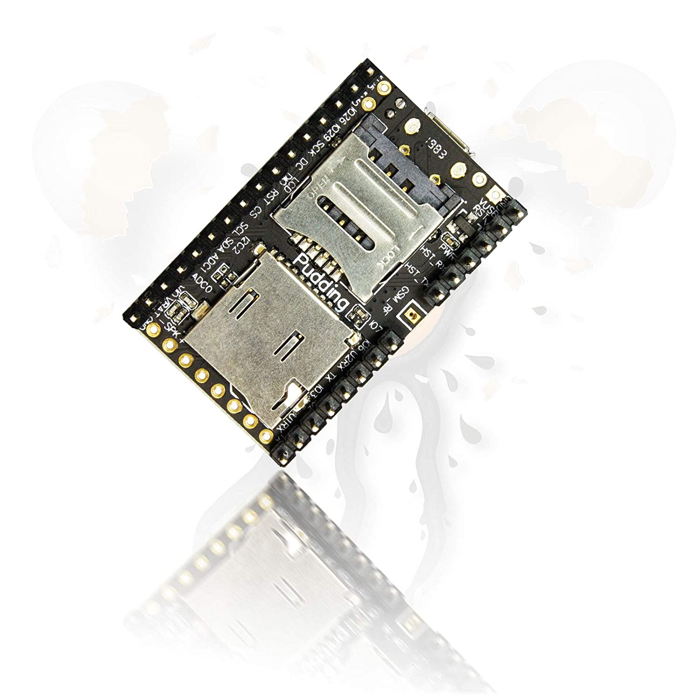 AI Thinker GPS BDS GPRS A9G Board 32Mbit C SDK GPIO UART ADC ...