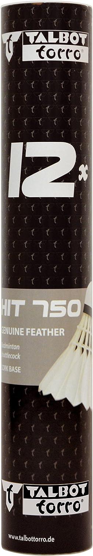 TALBOT TORRO Hit 750 Volantes de Badminton