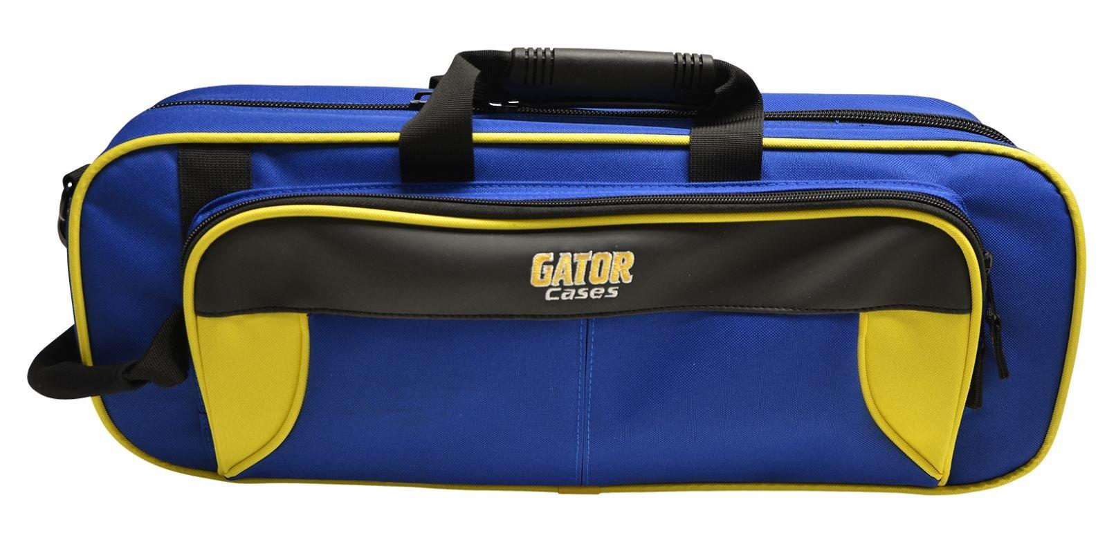 Gator GL-TRUMPET-YB Lightweight Spirit Series Trumpet Case, Yellow and Blue by Gator (Image #1)