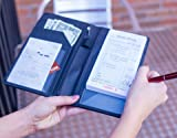 "Server Book for Waiters Organizer - 5"" x 9"" Size"
