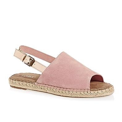 74b93f707b31 TOMS Women Clara Navy Espadrilles  Amazon.co.uk  Shoes   Bags