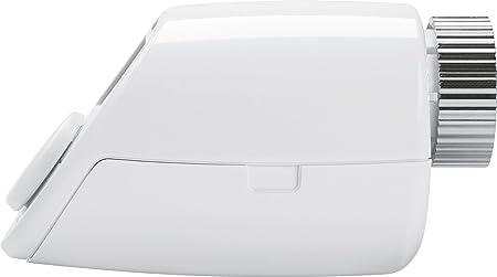 Eqiva Bluetooth® Smart Heizkörperthermostat, hochglänzend, 141771B0A ...