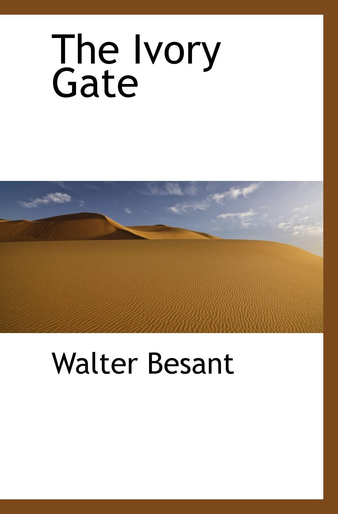 Ivory Gate Walter Besant product image