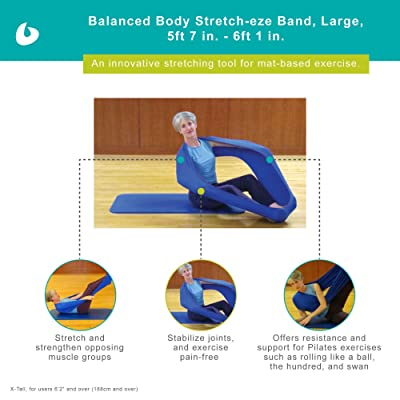 Elastic Cooperative Stretchy Band Dynamic Movement Exercise Latex Loop Gear