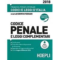 Codice penale e leggi complementari. Con Contenuto digitale per accesso on line