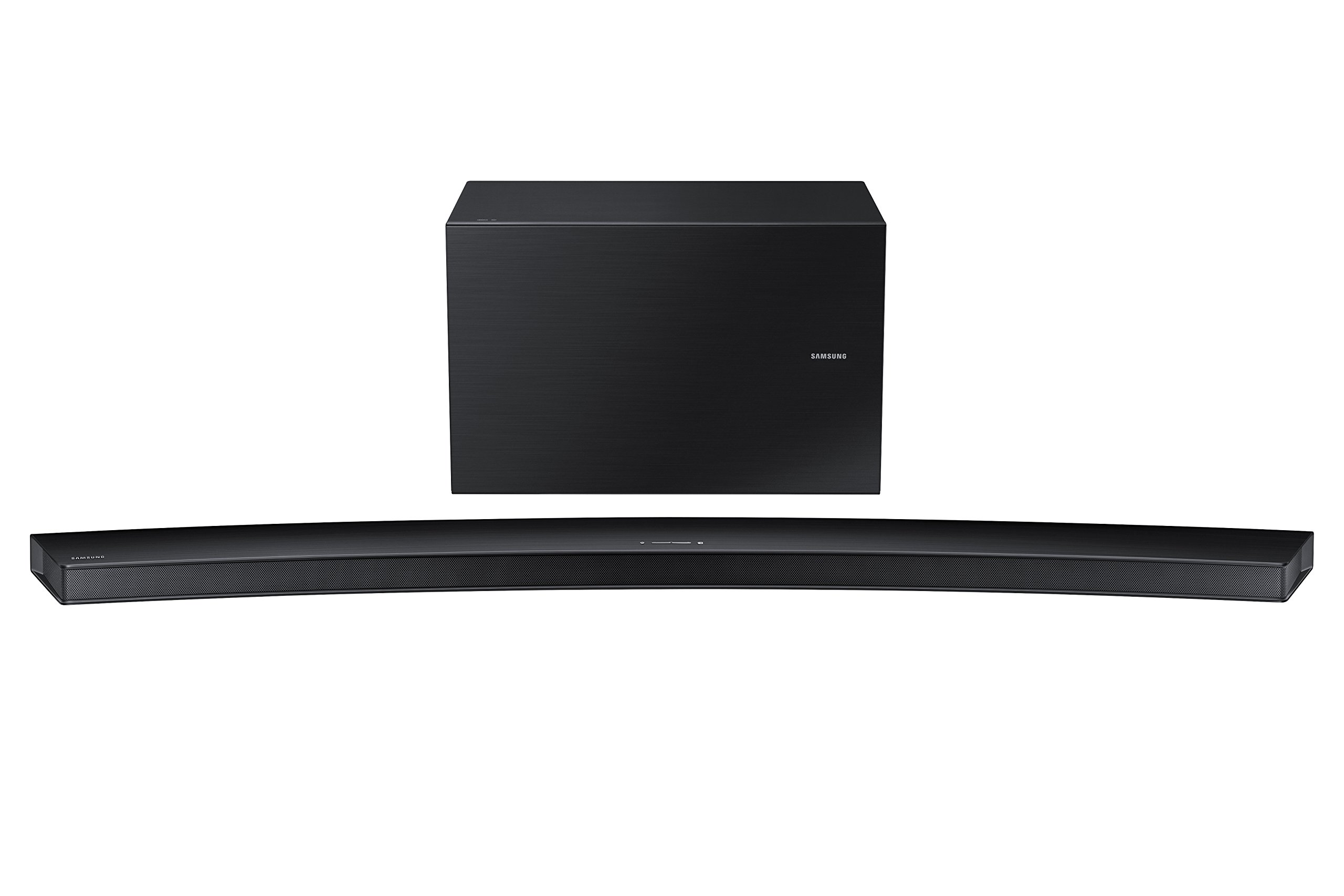 Samsung HW-J8500R 5.1 Channel 350 Watt Curved Wireless Audio Soundbar (2016 Model) by Samsung